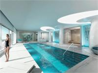 Interior photo of Aquablu Condominiums Penthouses and Waterfront Villas