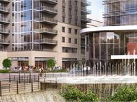 Exterior photo of Treviso at Waterway Square