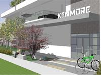 Exterior photo of The Kenmore