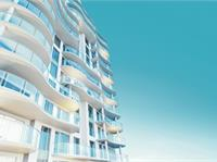 Exterior photo of Aquablu Condominiums Penthouses and Waterfront Villas