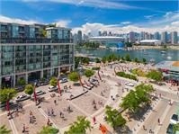 Exterior photo of The Village on False Creek