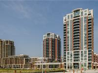 Exterior photo of River Park at Uptown Markham