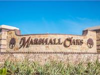 Exterior photo of Marshall Oaks