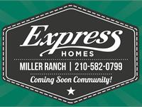 Exterior photo of Miller Ranch Express