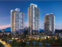 Exterior photo of Lougheed Heights (Tower 1 & 2)