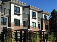 Exterior photo of Parkgate Townhomes