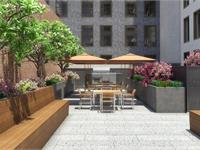 Exterior photo of 55 West 17th Street
