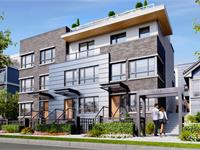 Exterior photo of Hayden Townhomes