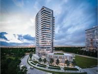 Exterior photo of Fifth on the Park Condos