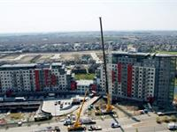 Construction photo of The Signature Condos