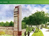 Exterior photo of Harvest Green