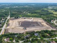 Construction photo of Bergman Pointe