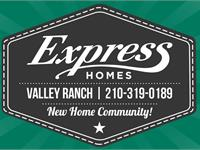 Exterior photo of Valley Ranch Express