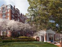 Exterior photo of Wardman Tower