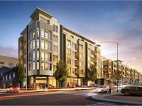 Exterior photo of The District at Lower Pacific Heights