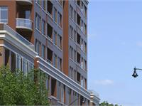 Exterior photo of Webster Square Condos