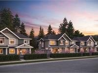 Exterior photo of OLIVER Townhomes