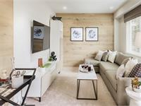 Interior photo of OLIVER Townhomes