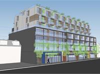 Exterior photo of George Condos & Towns