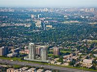 Exterior photo of West Village Etobicoke