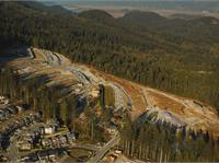 Construction photo of The Ridge at Burke Mountain