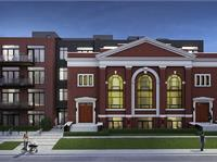 Exterior photo of Sunday School Lofts