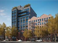 Exterior photo of 124 West 16th Street