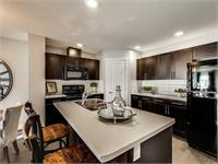 Interior photo of Cy Becker ALTIUS Townhomes