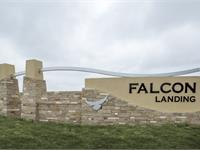 Exterior photo of Falcon Landing