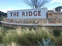 Exterior photo of The Ridge at Slaughter