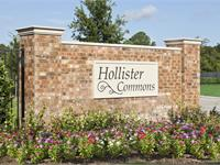 Exterior photo of Hollister Commons