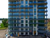 Construction photo of Aquablu Condominiums Penthouses and Waterfront Villas