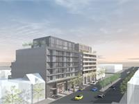Exterior photo of United Kingsway Condos