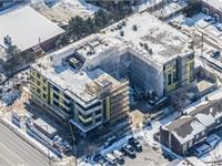 Construction photo of The Mod'rn Condominium
