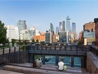Exterior photo of Fifteen Hudson Yards