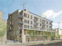 Exterior photo of 5th North & Roy