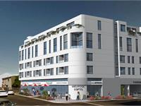 Exterior photo of Melrose Lofts