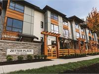 Exterior photo of Zetter Place