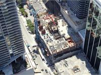 Construction photo of Solitair Brickell