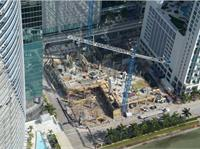 Construction photo of Muze at Met Square