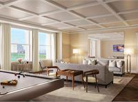 Interior photo of The Woolworth Tower Residences