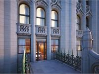 Exterior photo of The Woolworth Tower Residences
