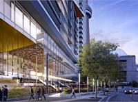 Exterior photo of Concord Canada House