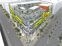 Exterior photo of Lankershim + Otsego