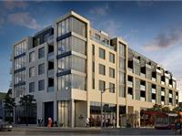 Exterior photo of The Lofthouse Condominiums