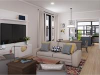 Interior photo of Townhomes at Buchanan Park