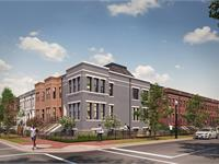 Exterior photo of Townhomes at Buchanan Park