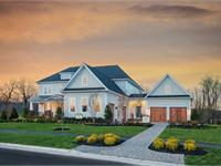 Exterior photo of Willowsford Estates at The Greens Village