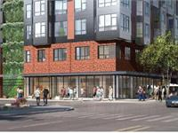 Exterior photo of O2 in Belltown
