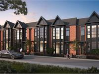 Exterior photo of King George School Lofts & Town Homes